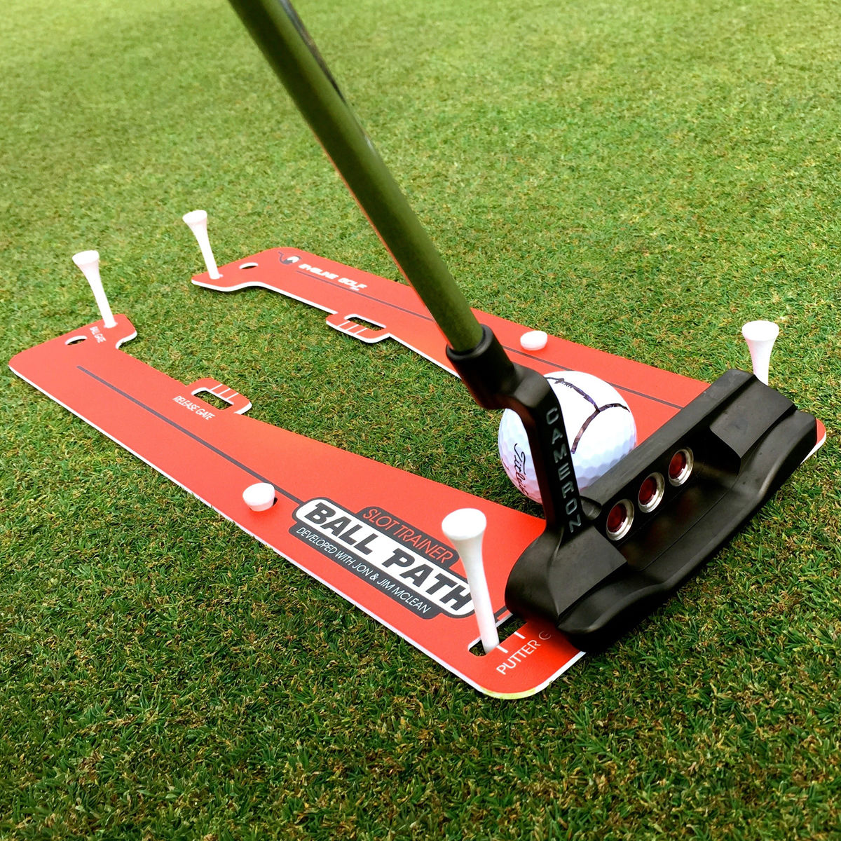 EyeLine Golf - Slot Trainer Pair - Event Stuff Ltd Owns Putterfingers.com!
