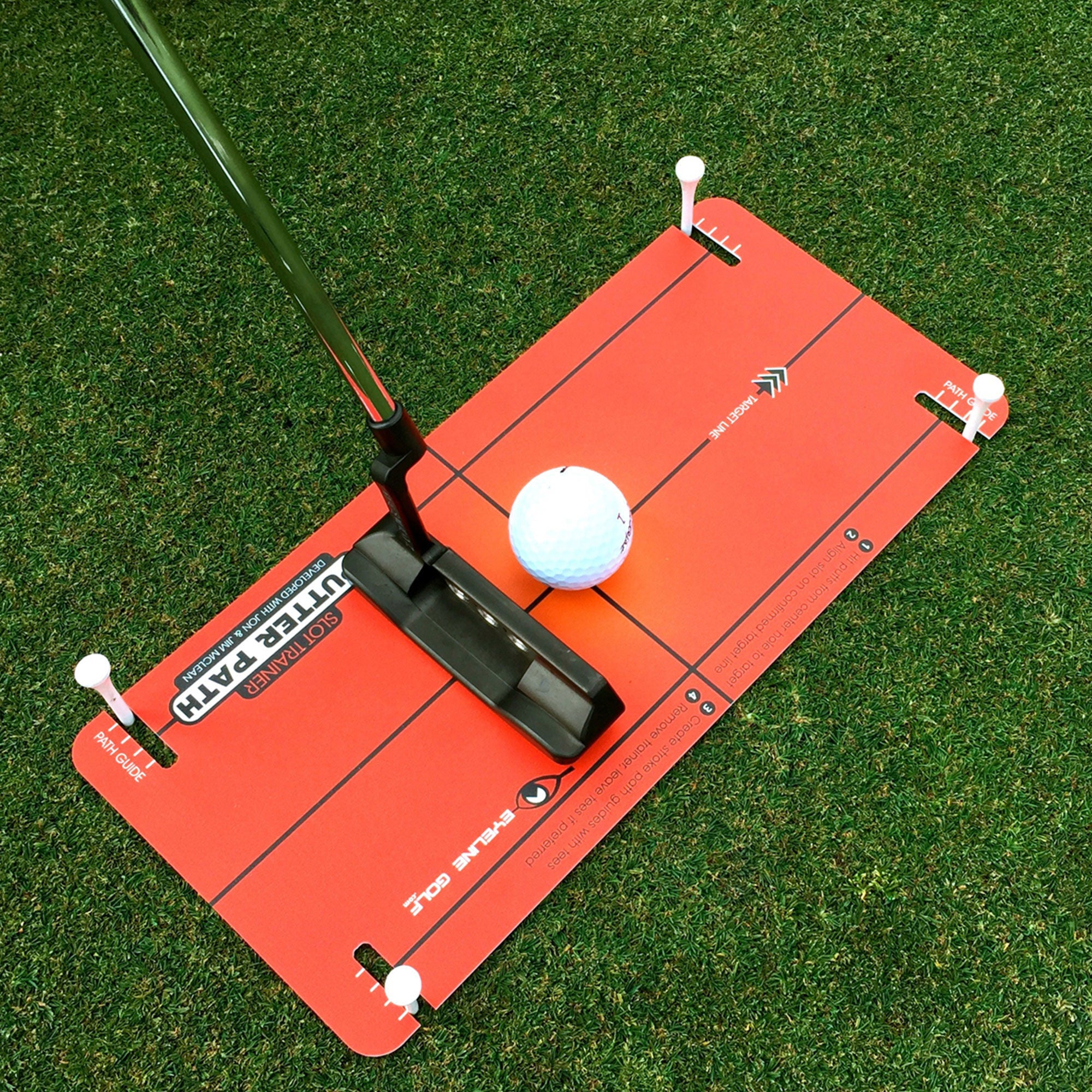 EyeLine Golf - Slot Trainer Pair - Putterfingers.com