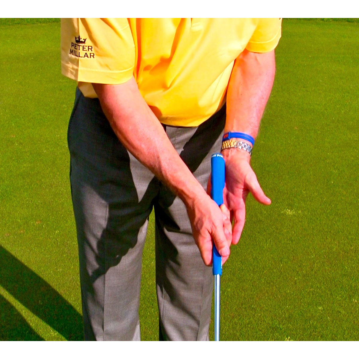 EyeLine Golf - Lifeline Putting Grip - Putterfingers.com