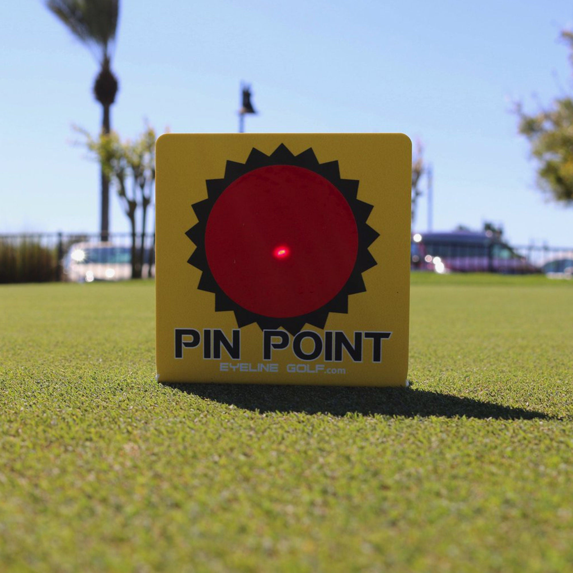 EyeLine Pin Point Laser System - Putterfingers.com