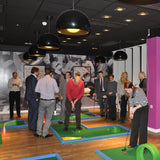 Event hire crazy golf minigolf