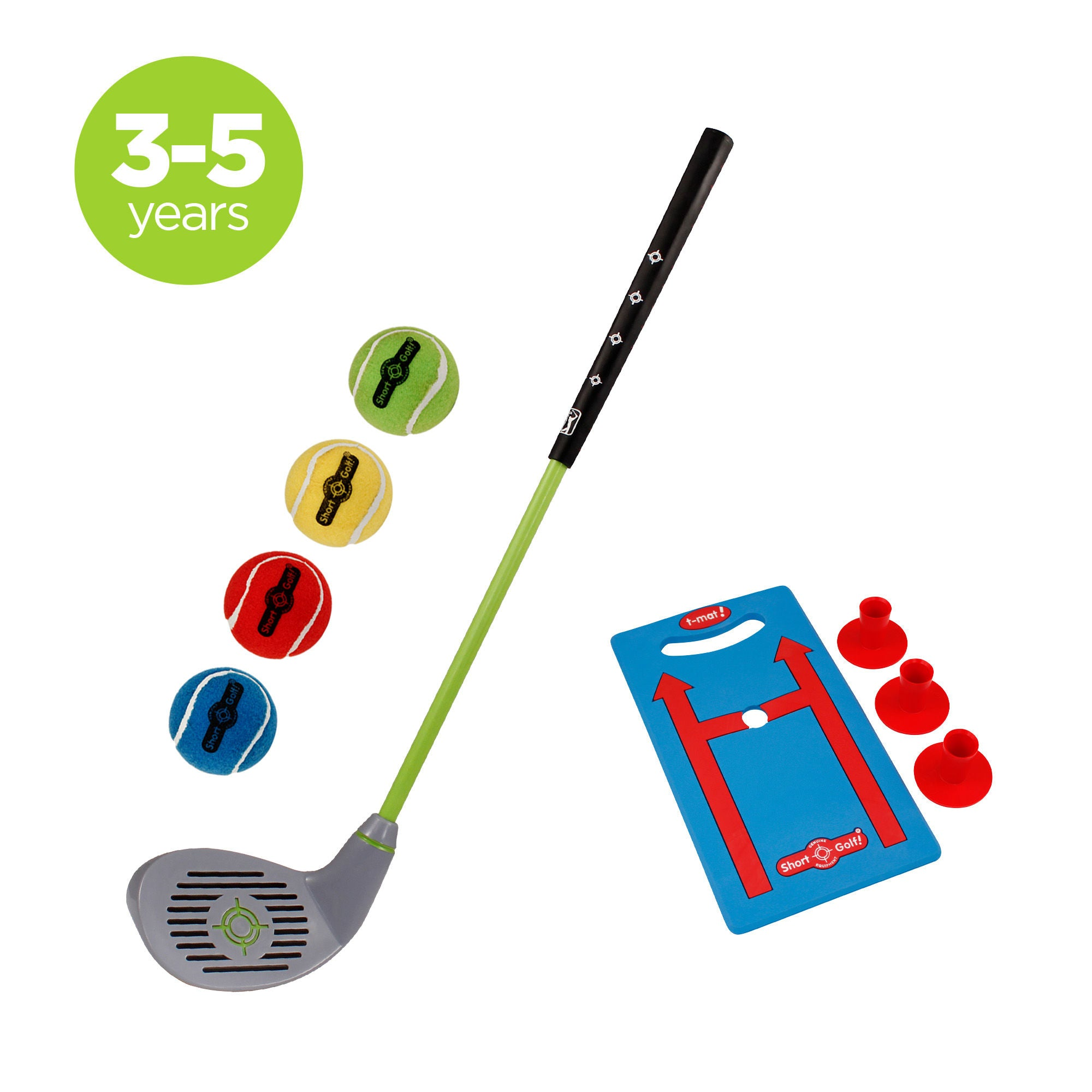 ShortGolf Family Chipping Pack - Putterfingers.com