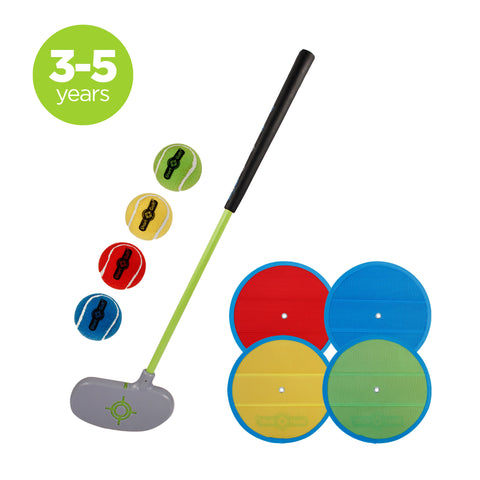 ShortGolf Family Putting Pack - Putterfingers.com
