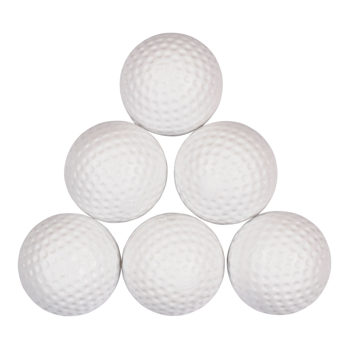 30% Distance Golf Balls pack of 6 - Putterfingers.com