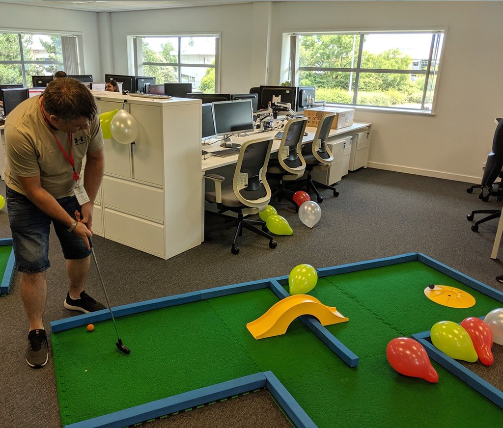 Bitesize Minigolf: Family Golf Course
