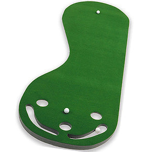 Links indoor putting green golf practice training aid