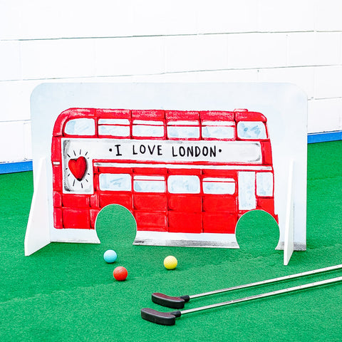 London Landmarks Bundle + Obstacles - Putterfingers.com