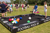 Football pool table hire UK futsal