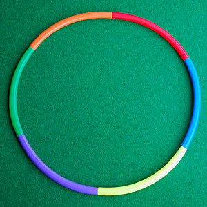 Make a Hoop Putting Set (Pack of 6) - Event Stuff Ltd Owns Putterfingers.com!