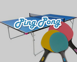 Table tennis hire UK