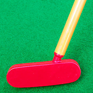 Junior plastic putter