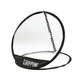 Pop up golf chipping net game