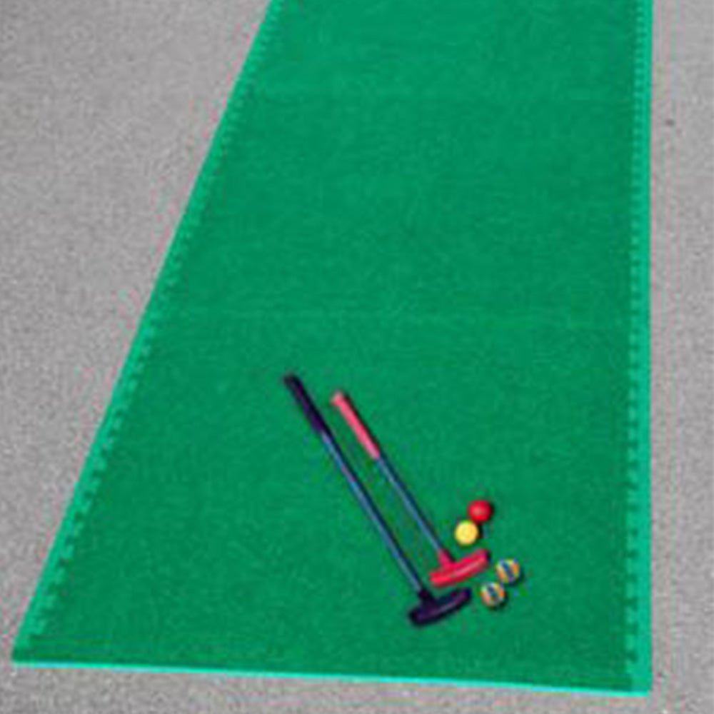 Minigolf training putting kit