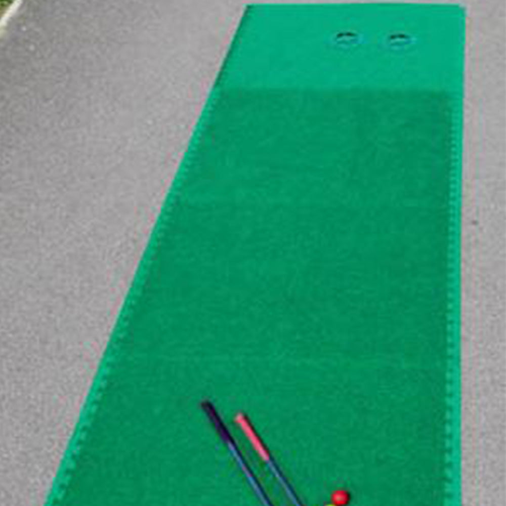 Golf putting training kit