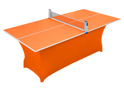 Ping pong table hire UK