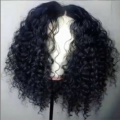 Lace Front Black Wig wigs for black teenager Lace hair wigs for older women