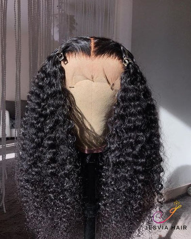 Lace Front Black Wig black owned wig stores short natural Lace hair wigs