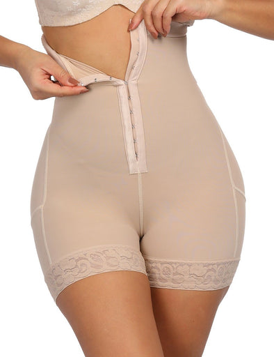 Body Shaper High Waist Plus Size Butt Enhancer Panty Basic Shaping