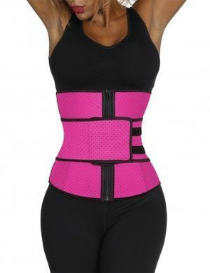 Body Shaper Sexy Large Size Punching Steel Boned Waist Supper Fashion