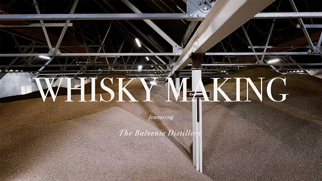 Whisky Making at The Balvenie Distillery
