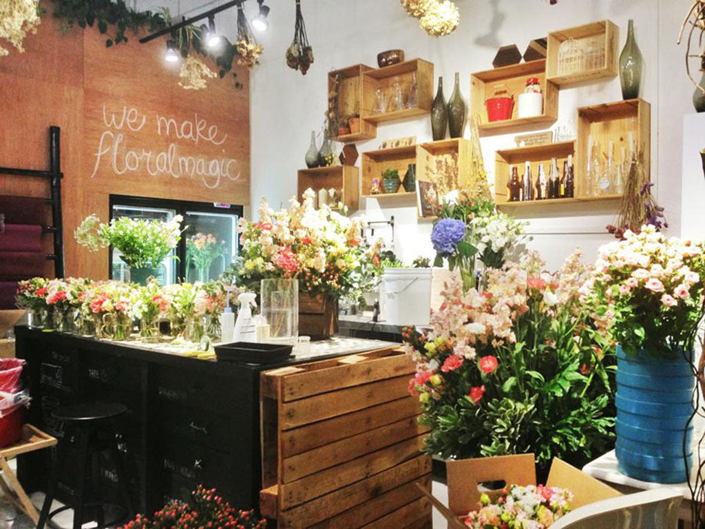 The Story Of : Josephine Lau of Floral Magic
