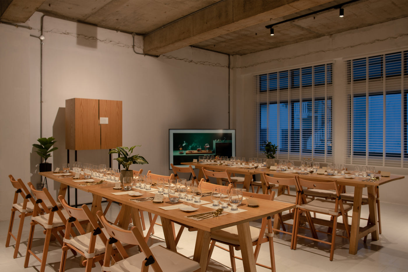 Private Dinners at The Gathering Room