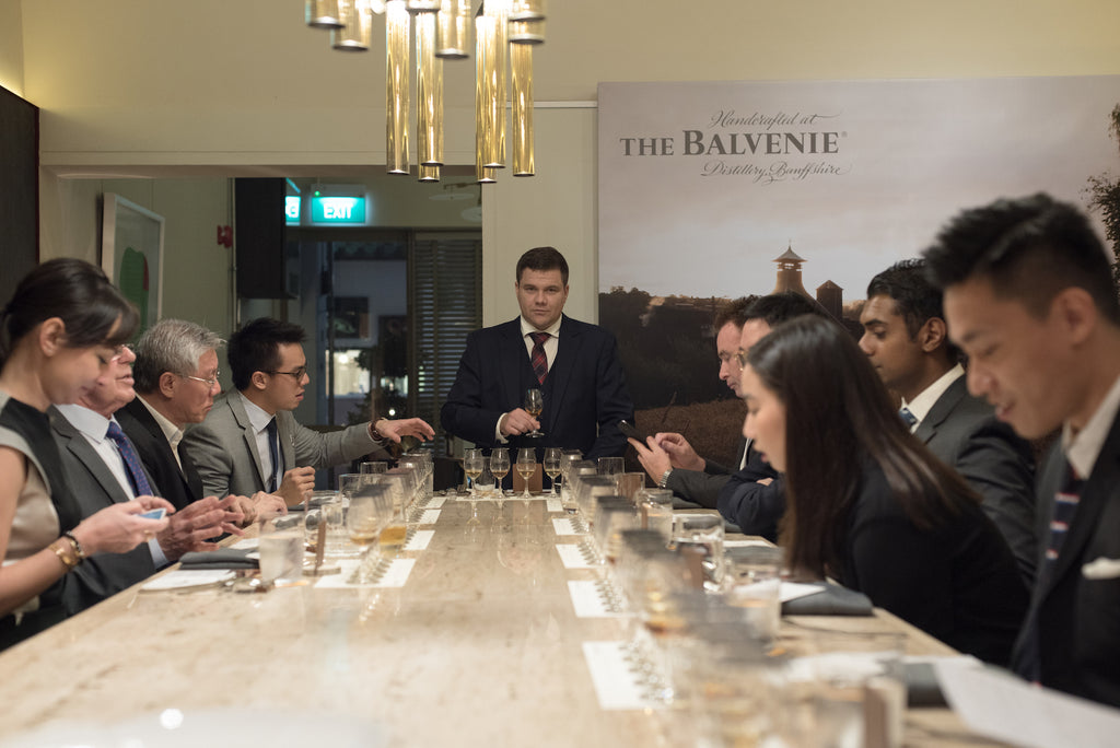 private dinners with thegeneralco and the balvenie