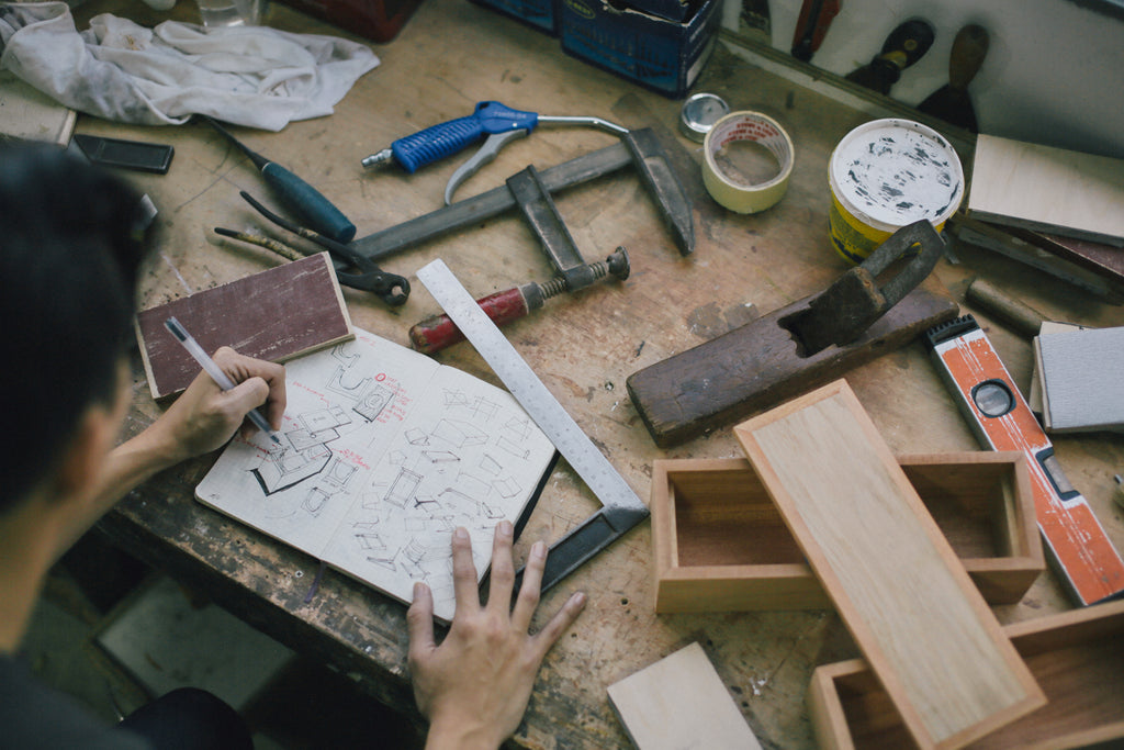 traditional woodworkers with thegeneralco