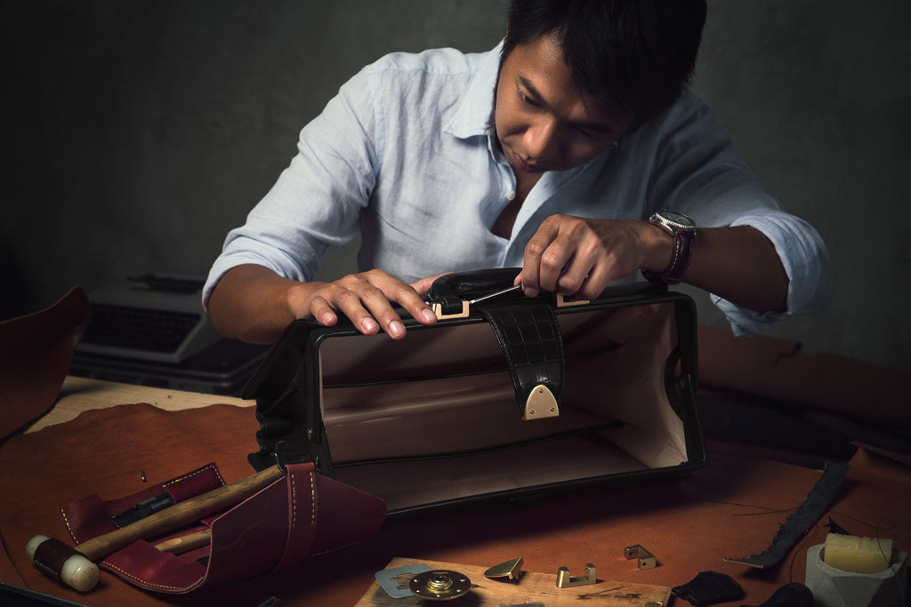 leather goods maker with thegeneralco