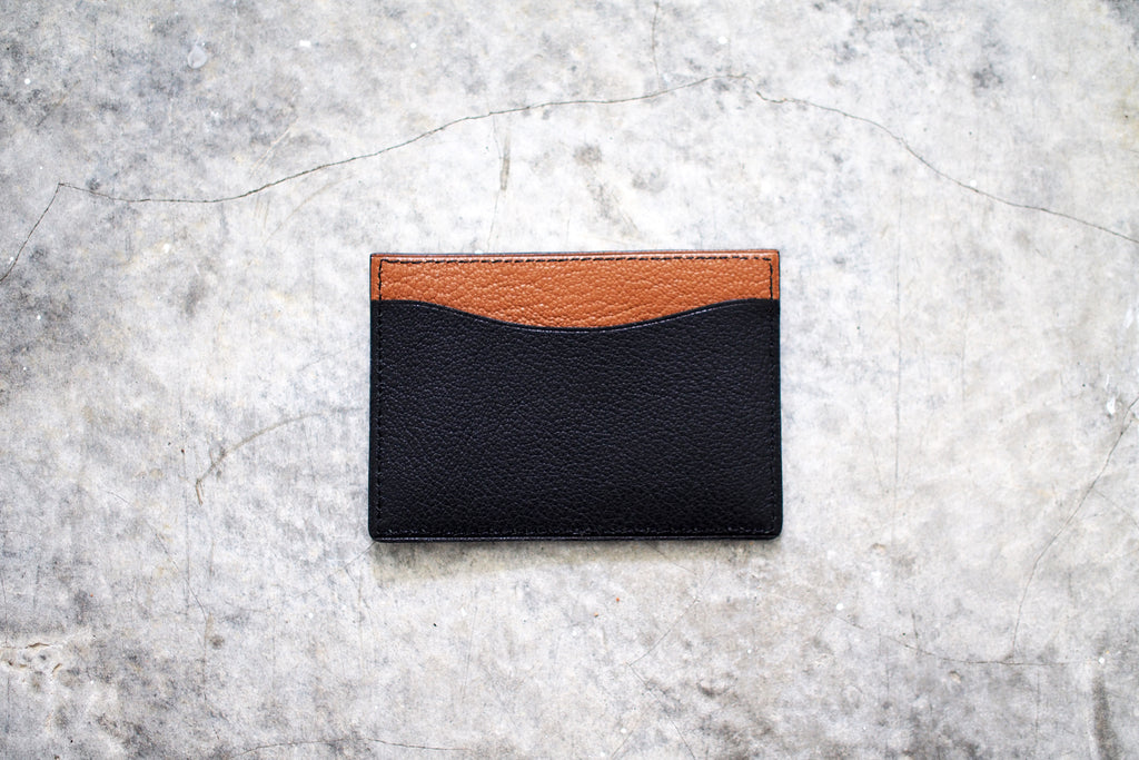 custom made small leather goods