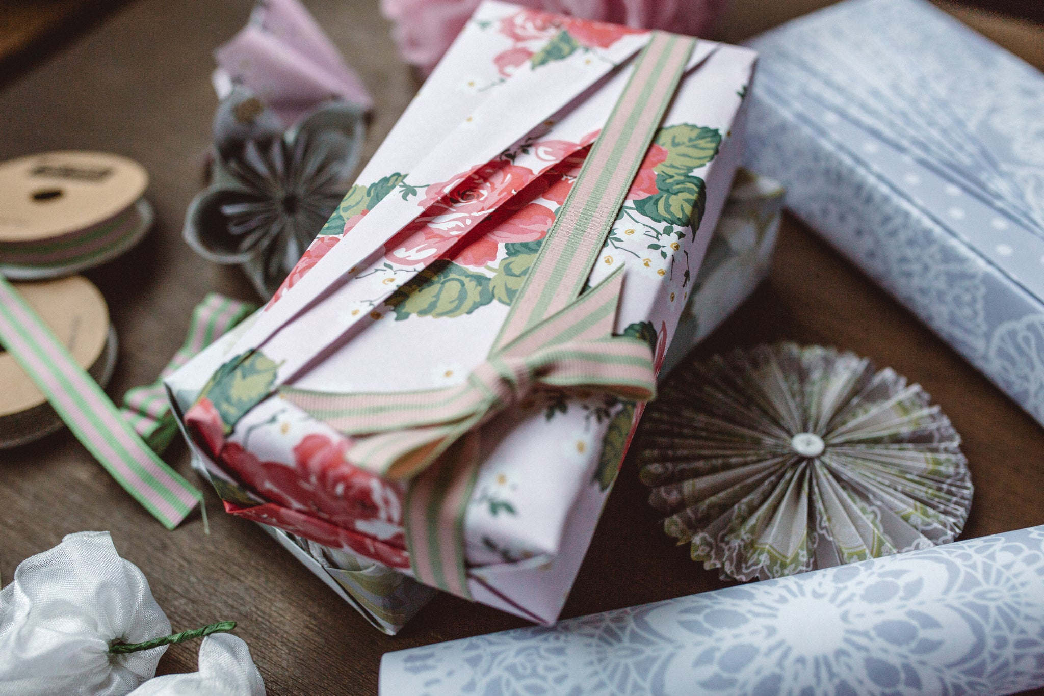 Gift Wrapping Masterclass / 18 Aug Sat 1000-1300 hrs