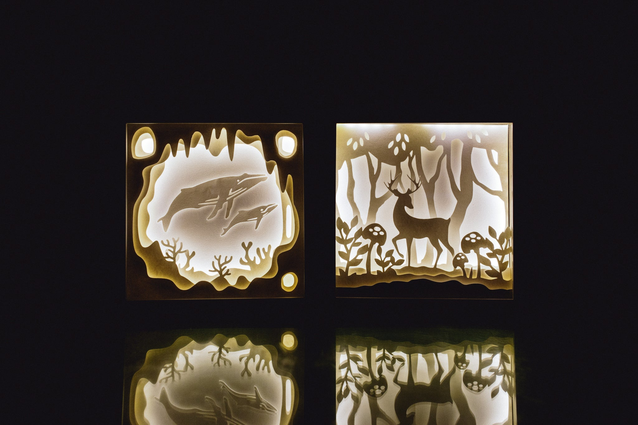 Papercut Lamp / 25 Jun Sun 1300-1630 hrs