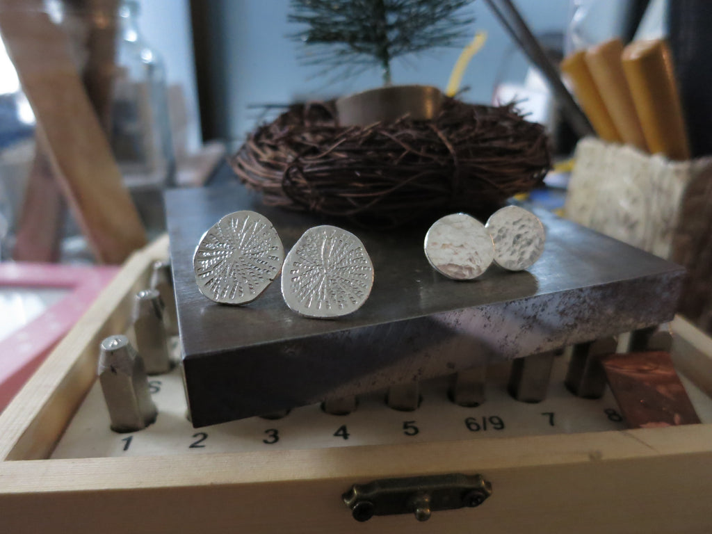 Introduction to Silversmithing / 24 Feb Sun 1000-1300 hrs