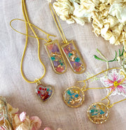 Resin Jewellery Workshop / 15 Dec Sun 1400-1630 hrs