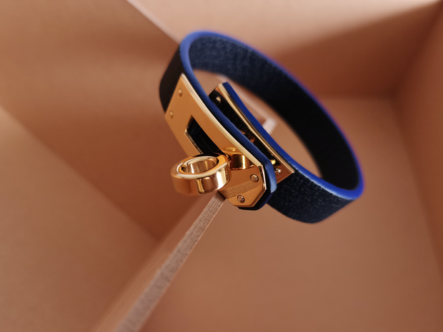Luxury Leather Bracelet