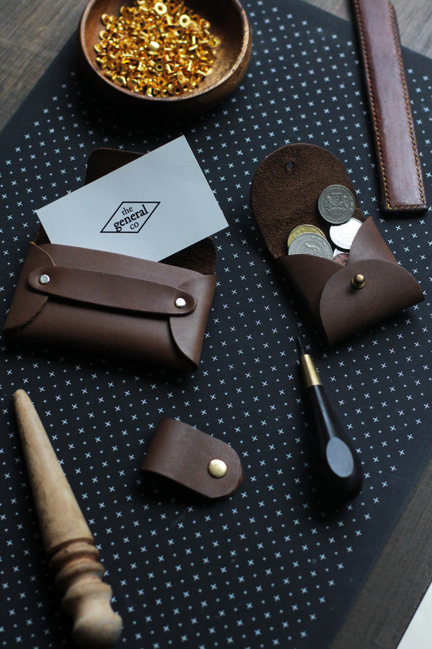 Leathercraft 101 / 13 Oct Sun 1300-1500 hrs
