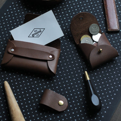 Leathercraft 101 / 9 May Sat 1300-1500 hrs