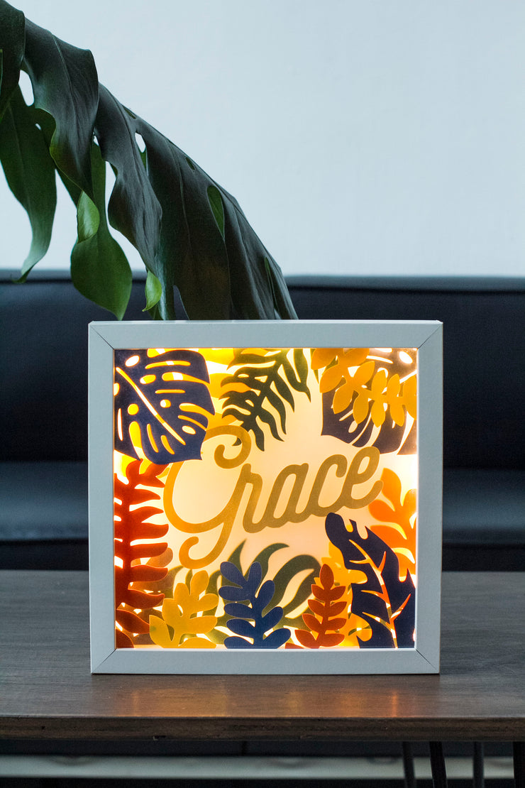 Papercut Lamp (Intermediate) Workshop / 20 Jul Sat 1300-1630 hrs