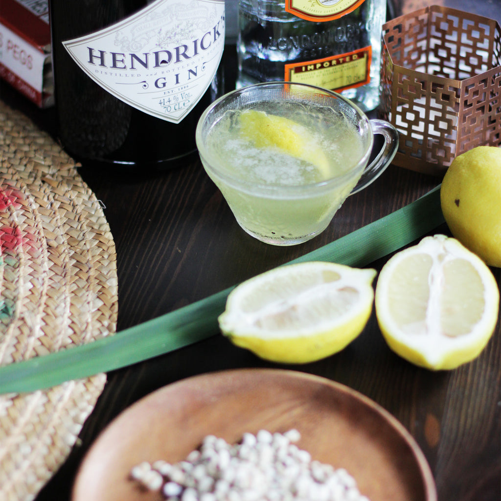Cocktail Making at Home / 25 Nov Sun 1400-1600 hrs