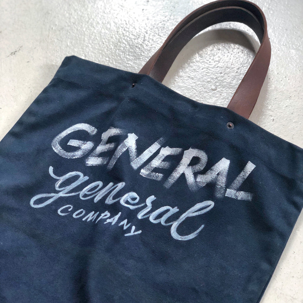 Creating a Canvas Leather Tote / 30 Sep Sun 1500-1800 hrs