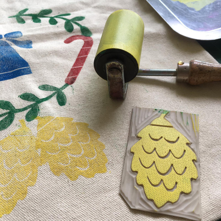 Creative Printing Inspired by Plants on 8 Dec 2019 / 1100 - 1230