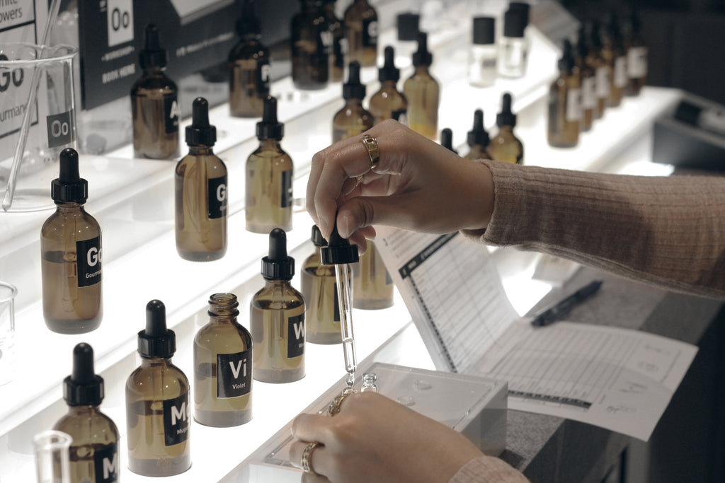Fragrance Design & Mixology Workshop / 11 May Sat 1400-1500 hrs