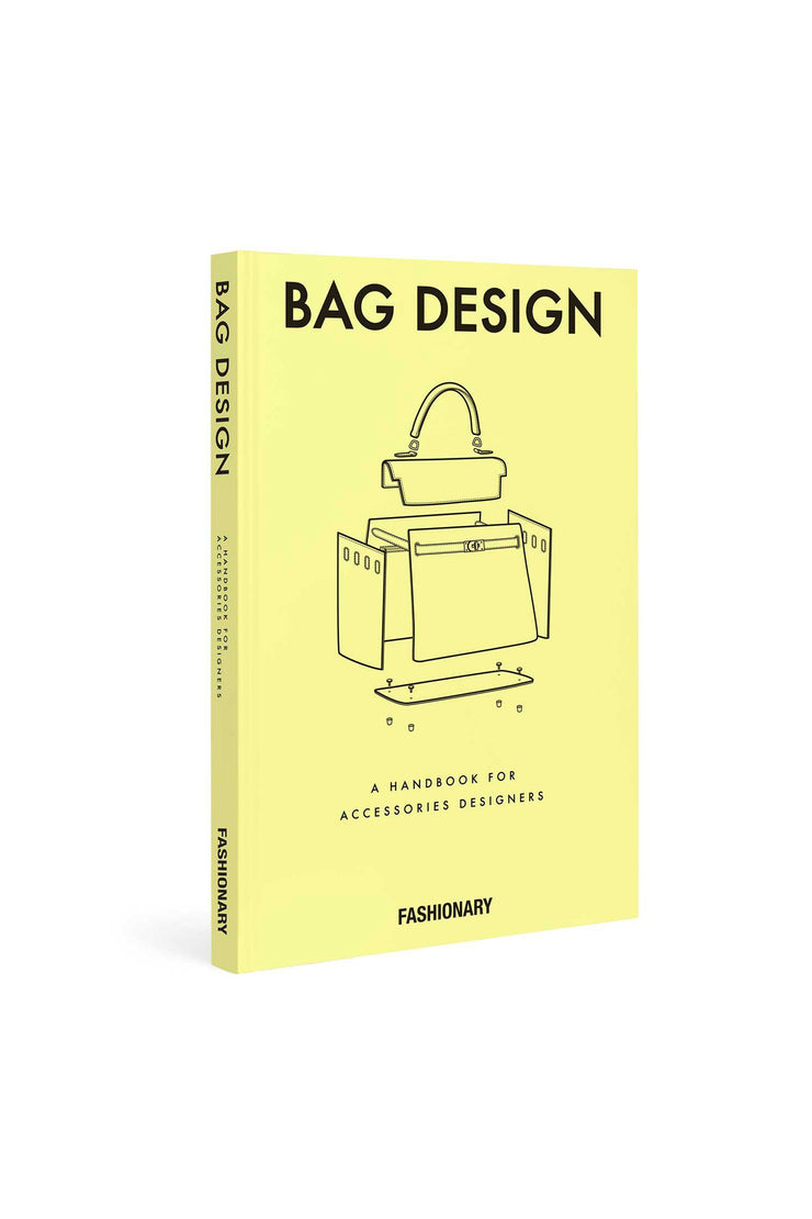 Bag Design Book by Fashionary