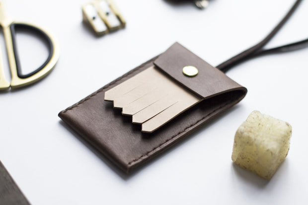 Leathercraft 102 - Intro to Stitching / 6 Jul Sat 1530-1800 hrs