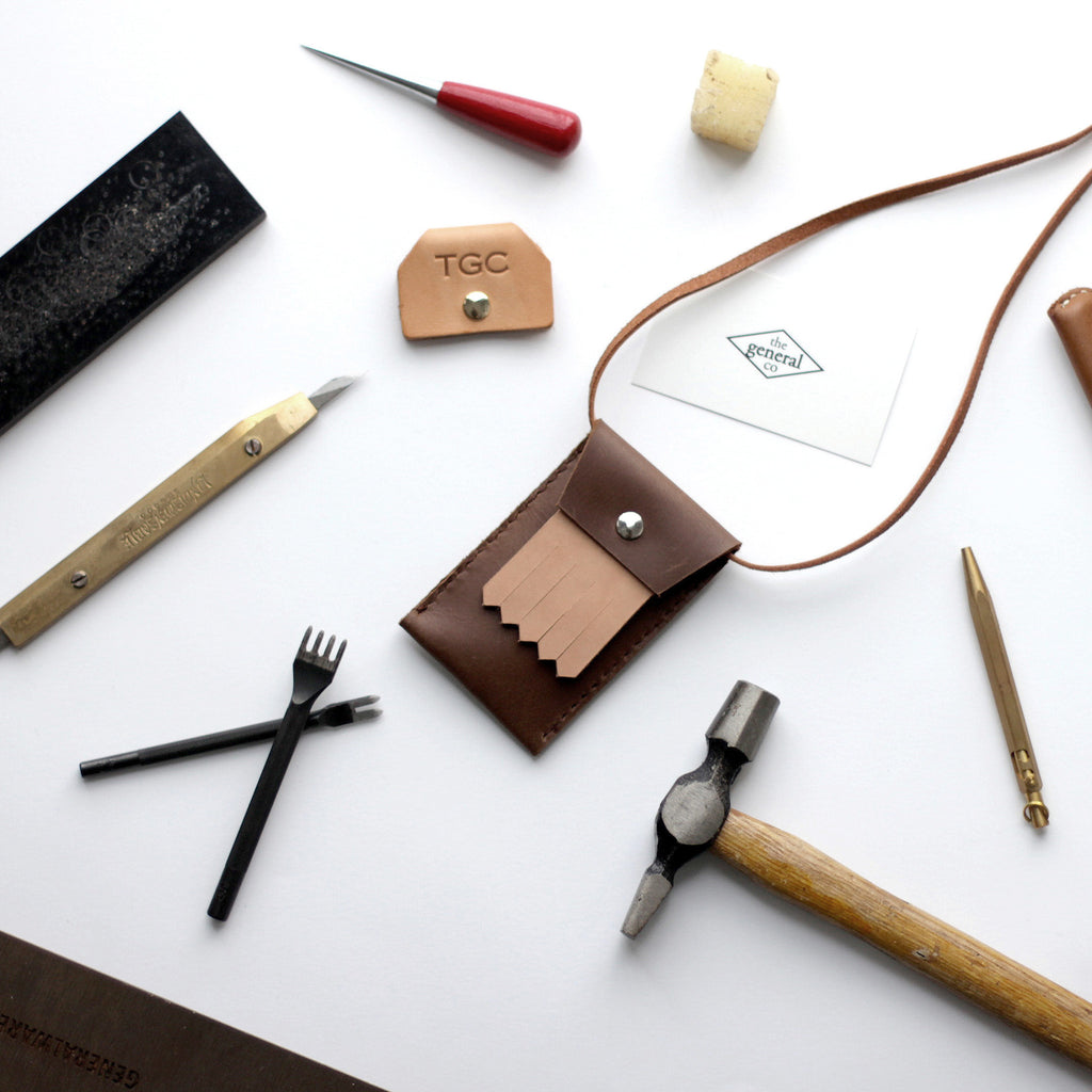 Leathercraft 102 - Intro to Stitching / 5 Jan Sat 1530-1800 hrs