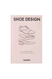 Shoe Design Book by Fashionary
