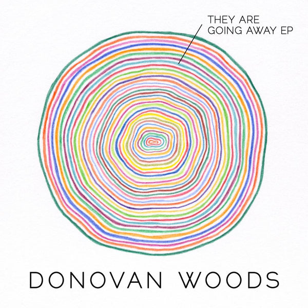 They Are Going Away EP (2016)