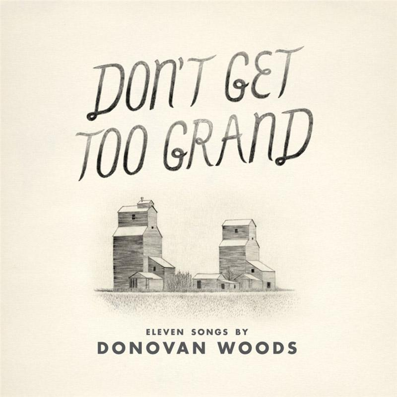 Don't Get Too Grand CD (2013)