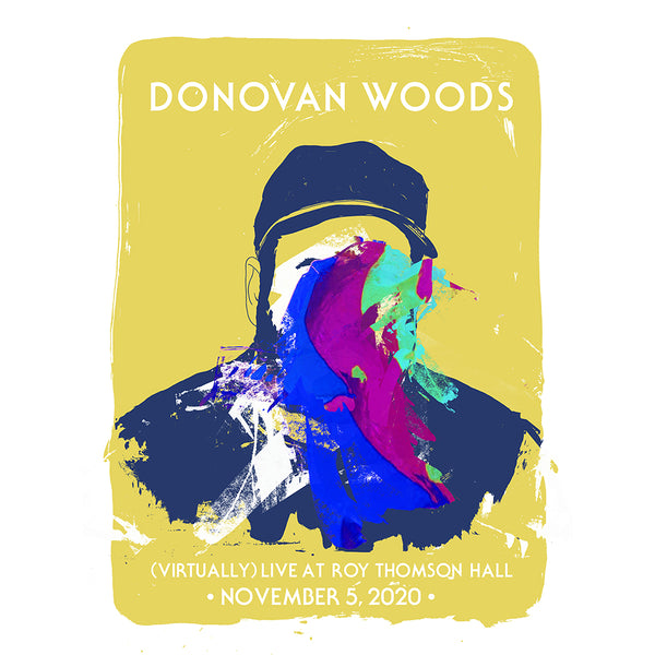 (Virtually) Live at Roy Thomson Hall – Limited Edition Poster