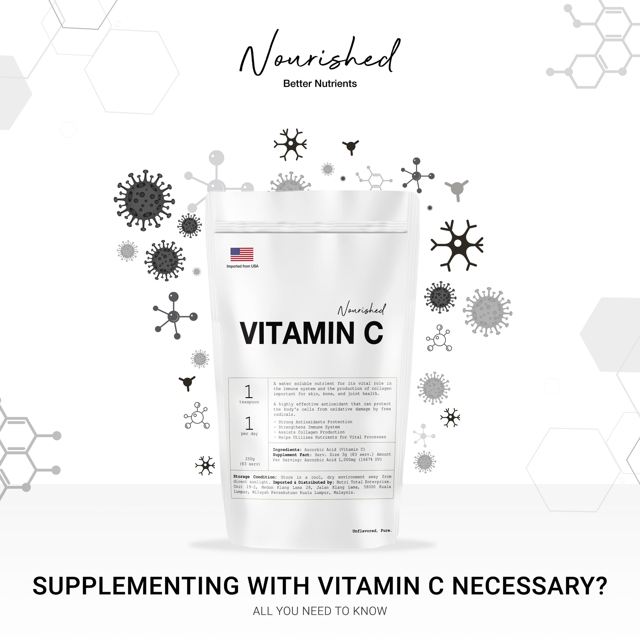 Is Supplementing with Vitamin C Necessary? All You Need to Know.